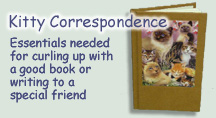 Cat themed books, journals, notepads and greeting cards
